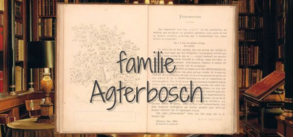 familie Agterbosch