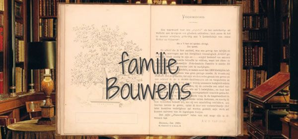familie Bouwens