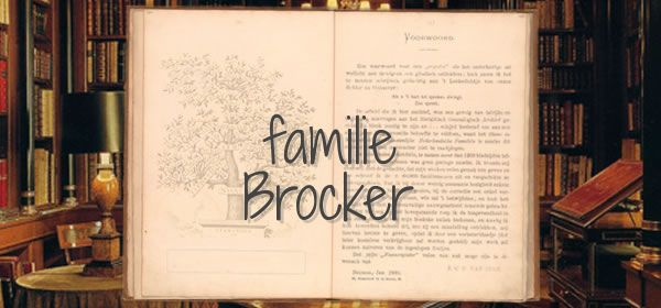 familie Brocker