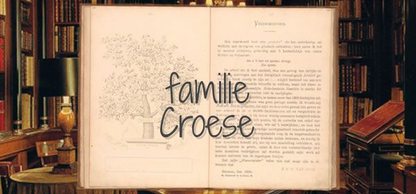 familie Croese