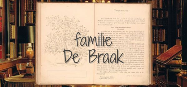 familie De Braak