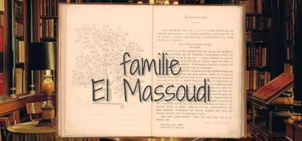 familie El-Massoudi