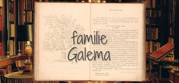 familie Galema