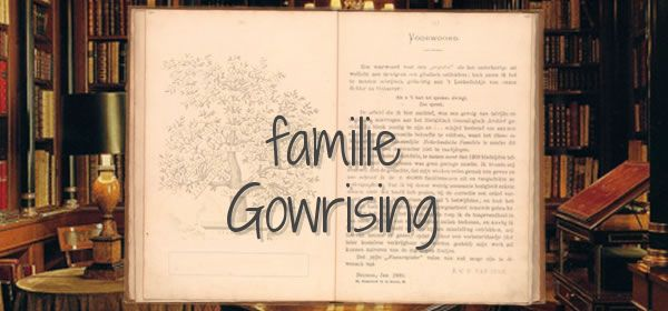 familie Gowrising
