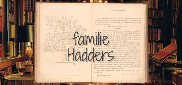 familie Hadders