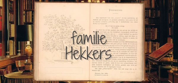 familie Hekkers