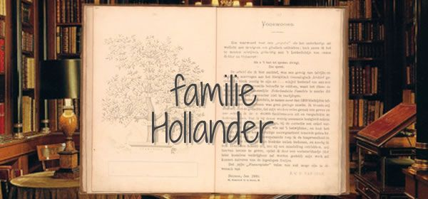 familie Hollander