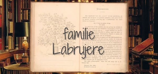 familie Labrujere