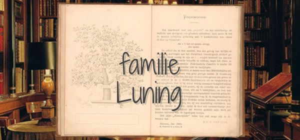 familie Luning