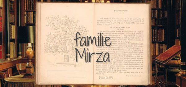 familie Mirza