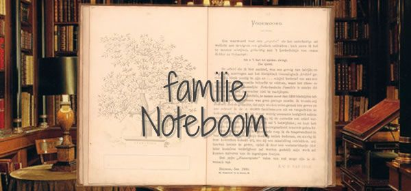 familie Noteboom