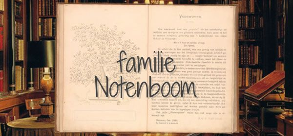 familie Notenboom