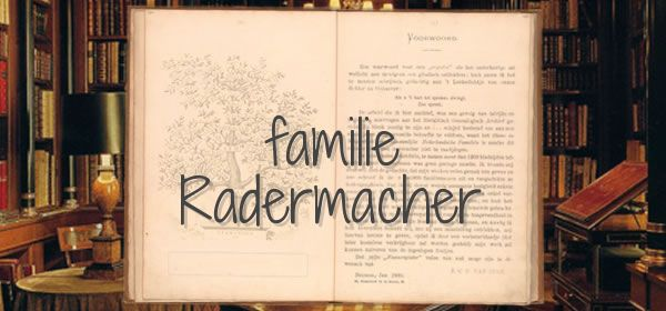familie Radermacher