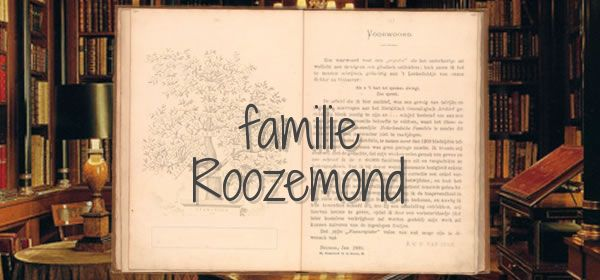 familie Roozemond