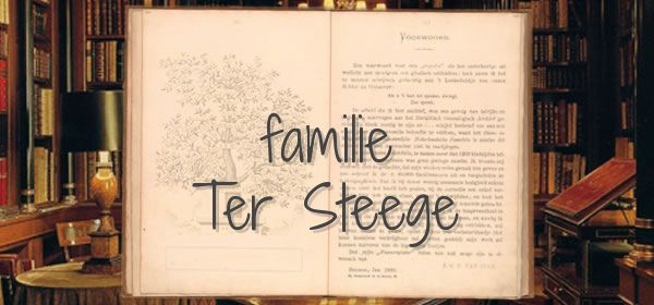 familie Ter Steege