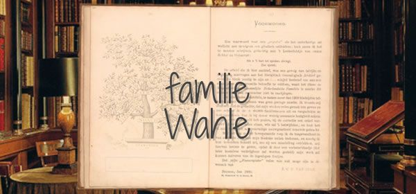 familie Wahle