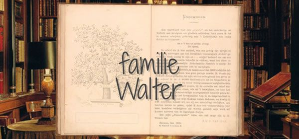 familie Walter