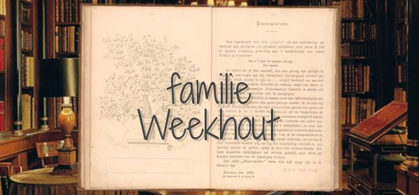 familie Weekhout