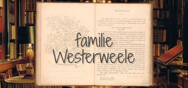 familie Westerweele