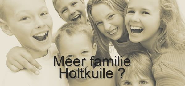meer familie Holtkuile