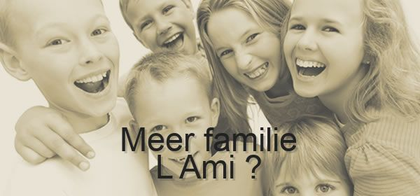 meer familie L' Ami
