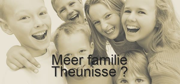 meer familie Theunisse