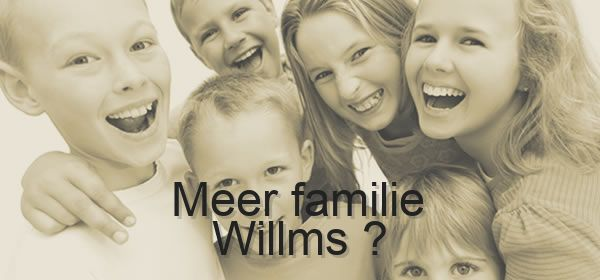 meer familie Willms