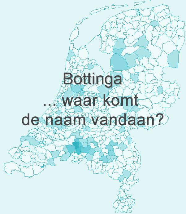De naam Bottinga