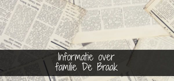 informatie De Braak