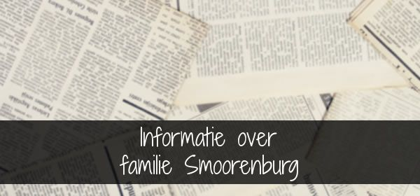 informatie Smoorenburg