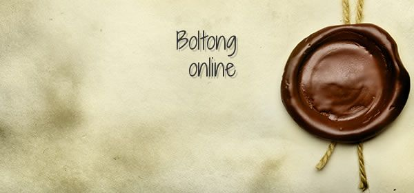 Boltong online