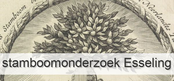 Stamboomonderzoek Esseling