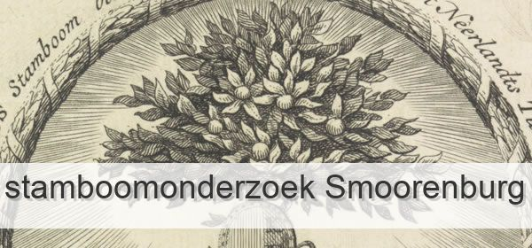 Stamboomonderzoek Smoorenburg
