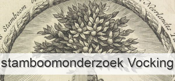 Stamboomonderzoek Vocking